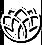 logo dom wczasowy stenka, białe